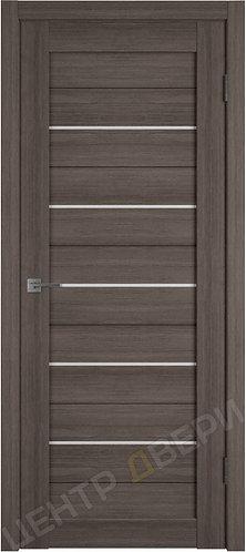 X-5 царговая дверь межкомнатная с покрытием экошпон, серия Atum, купить по цене производителя в Саратове
