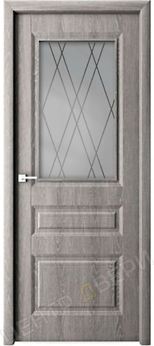 Каскад Ромб - двери Верда, двери ПВХ, двери ПВХ купить, двери ПВХ межкомнатные, ПВХ двери, ПВХ двери цена