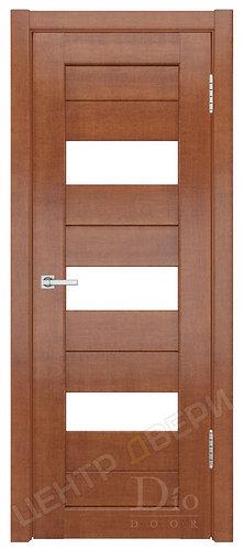 Техно-3 лакобель белое - дверь межкомнатная из натурального шпона ТМ DioDoor (ДИОдор) купить в Саратове по цене производителя