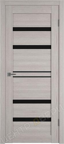 X-26 царговая дверь межкомнатная с покрытием экошпон, серия Atum Pro, купить по цене производителя в Саратове