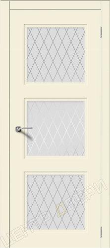 Соната-Н Кристалл - двери Верда эмаль, двери эмаль купить, двери неоклассика каталог, эмаль серия неоклассика купить