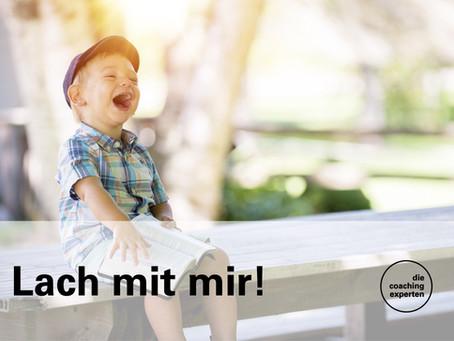 Lach mit mir!