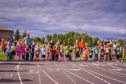 Kids Race Contestants