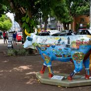Carlos Sampaio e equipe - Fundação Cultural do Pará