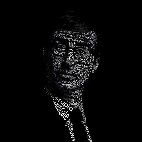 John Oliver Portrait