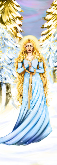 yule angel