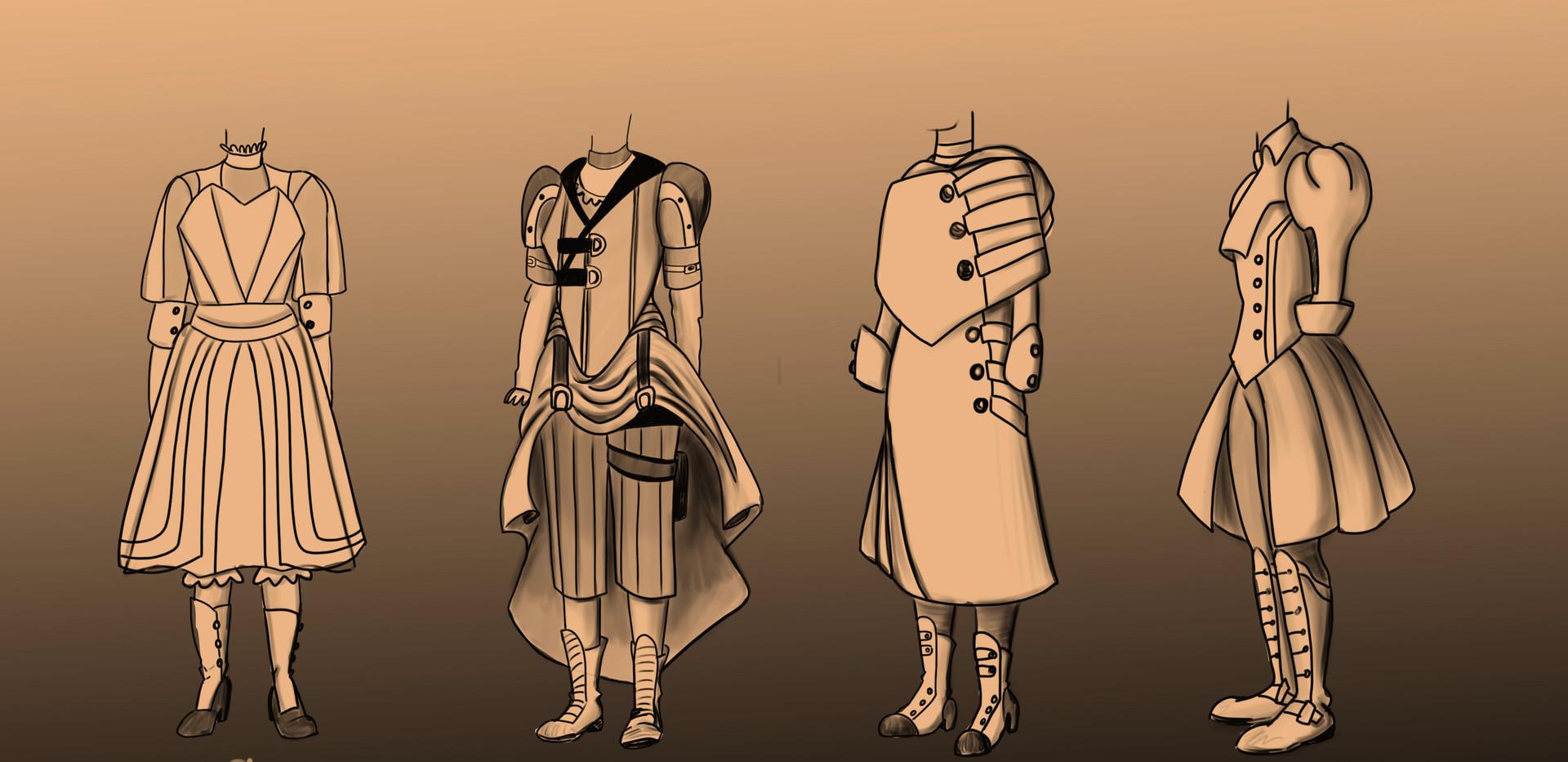 dynamo roughs-female costu,e4.jpg