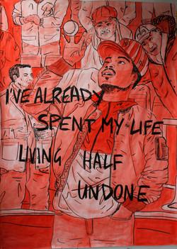Living Half Undone