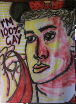 I'm 100% Gay