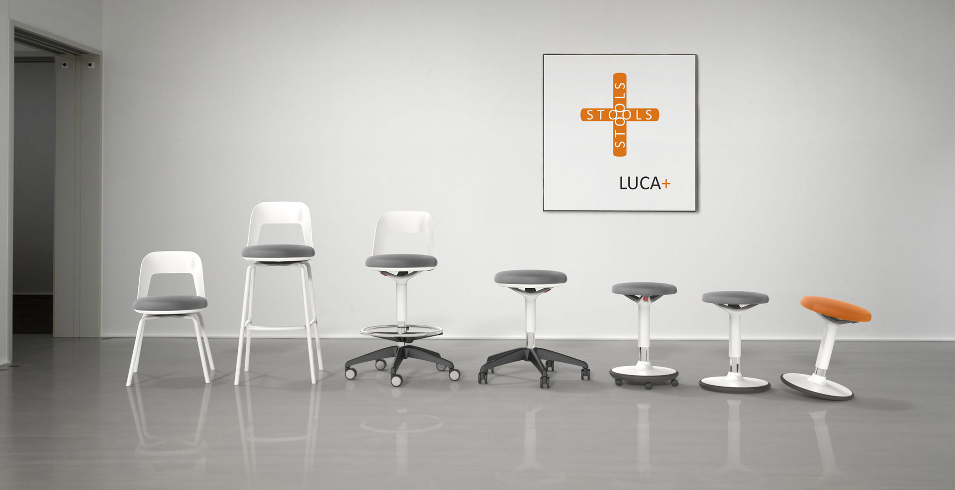 LUCA Seating Family
