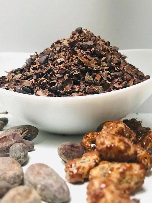 Nibs de Cacao Caramelizado