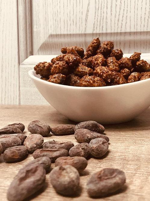 Semillas de Cacao  Get Nuts  Caramelizadas 142 gr