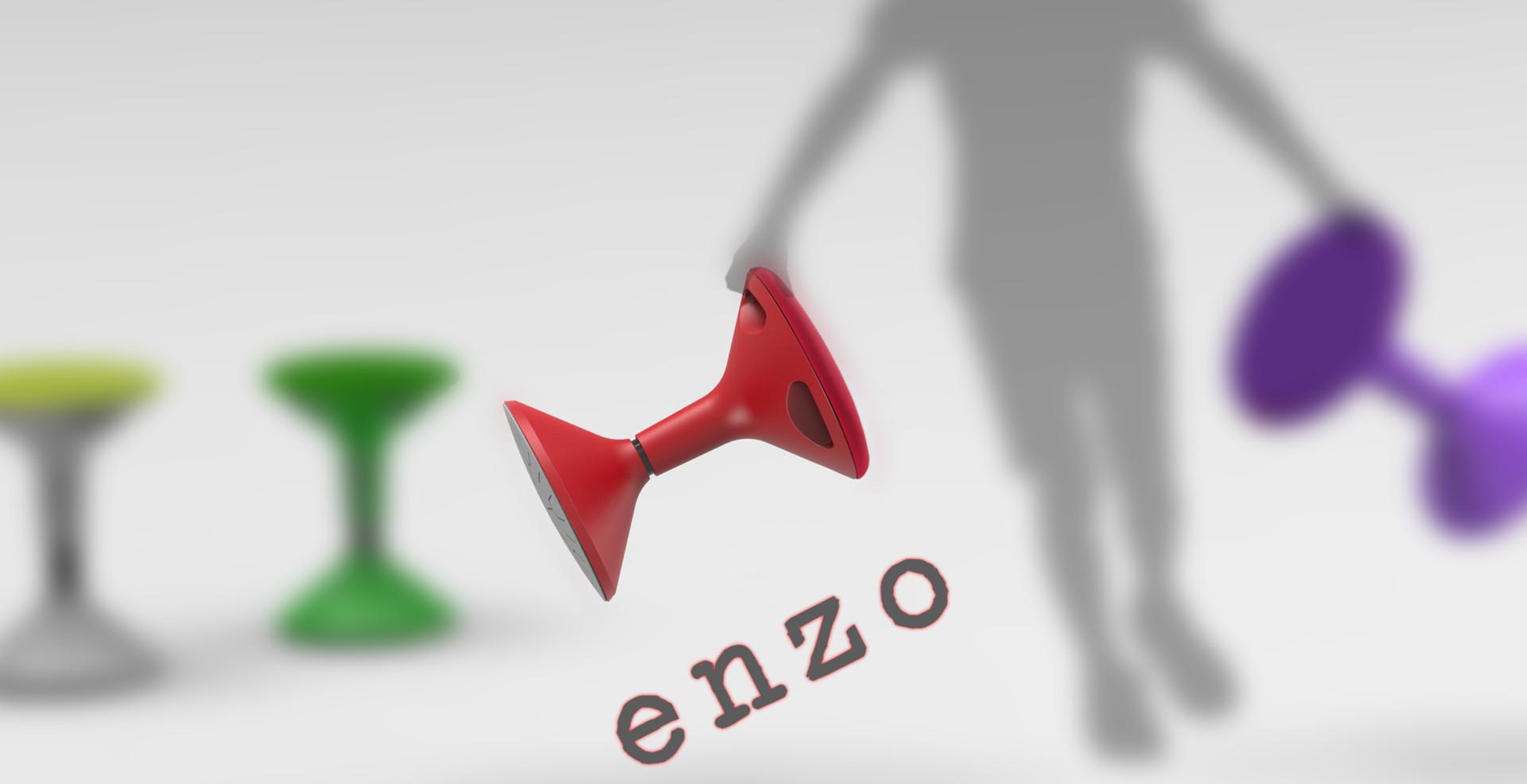 ENZO Active Stool
