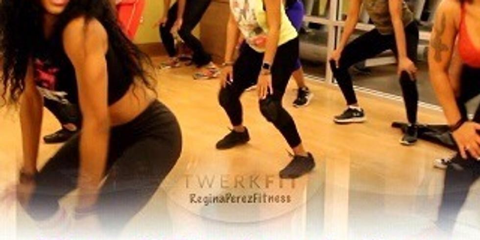 New Orleans - Twerkfit Tour Fitness Class