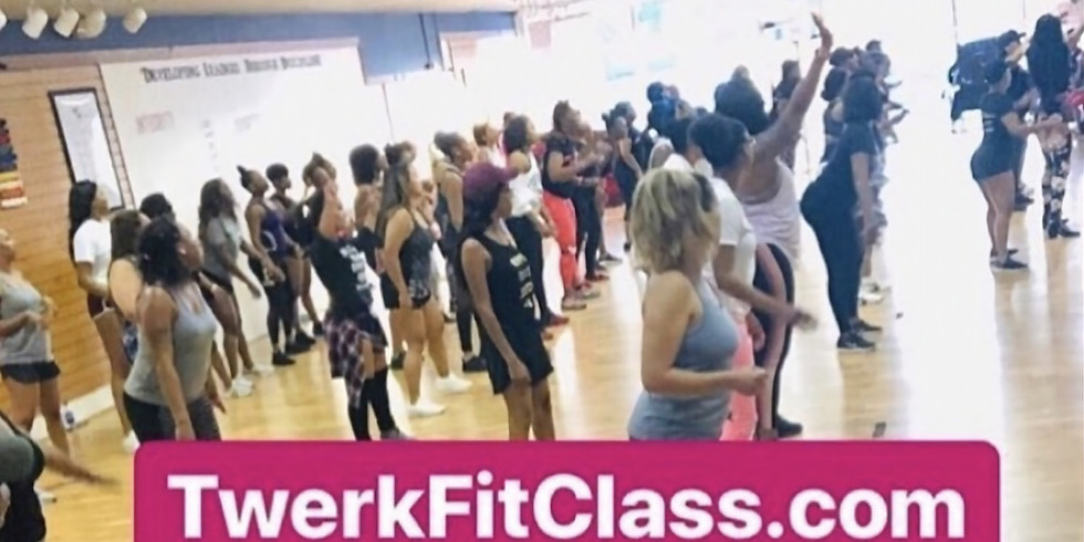 Biloxi - Twerkfit Tour Fitness Class