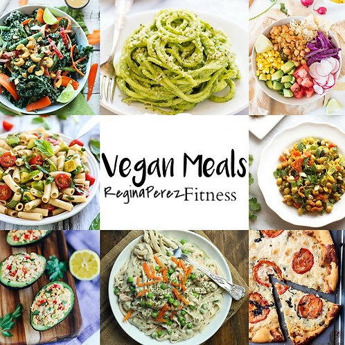 14 DAY VEGAN MEAL PLAN