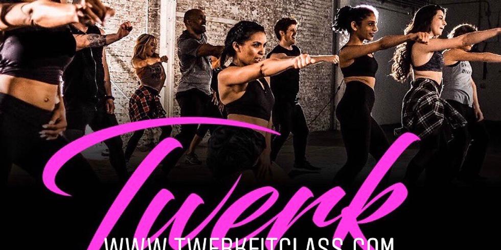 Free Twerkfit class online 💕
