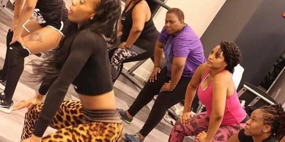 Atlanta - Twerkfit Fitness Class Tour