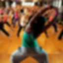TwerkFit Class A dance fitne class desned to helpone ourlower body and build bigger glutes