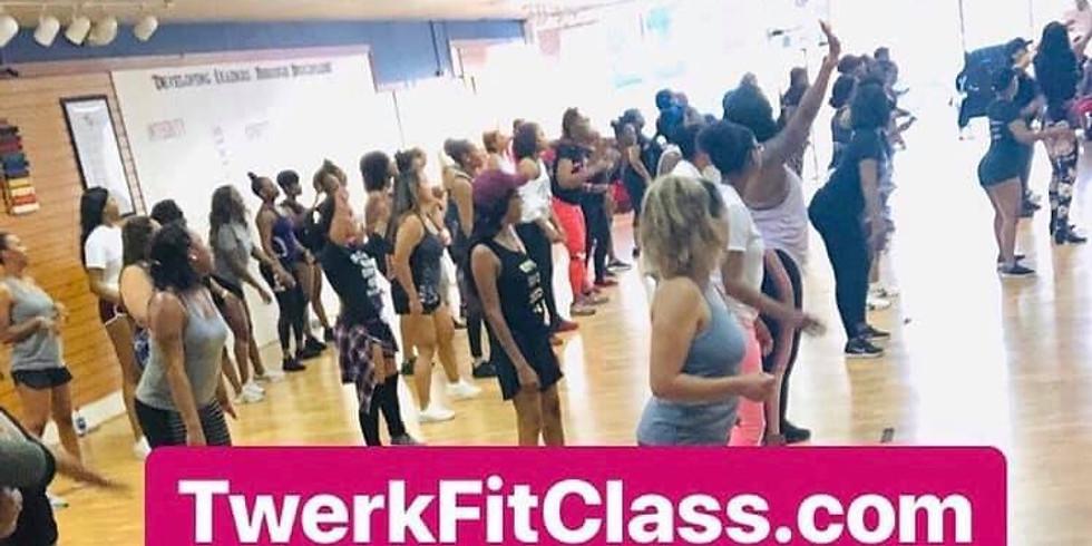 South Carolina - Twerkfit Fitness Class