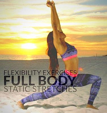 regina perez fitness  flexibility exercises