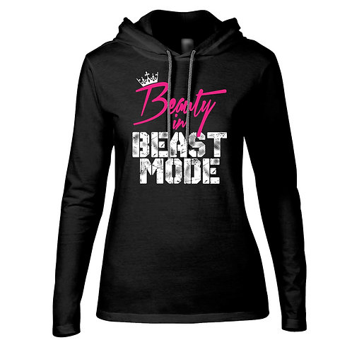 Beauty and Beastmode (Blk)