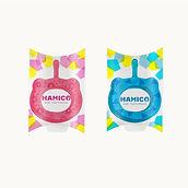 HAMICO 商品デザイン パッケージデザイン