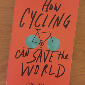 Cycling the Saviour?