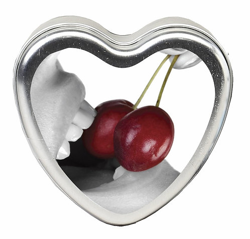 EDIBLE CANDLE CHERRY 4 OZ