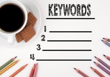 List of Potential Keywords