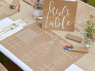 Kids at Your Wedding: How to Do It Right if You're Doing It at All