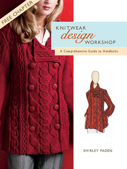 FREE!!! Chapter One: Knitwear Design Workshop