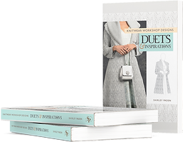 Knitwear Workshop Designs: Duets & Inspirations Bulk Orders