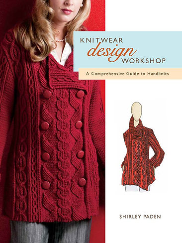 Knitwear Design Workshop: A Comprehensive Guide to Handknits E-Book