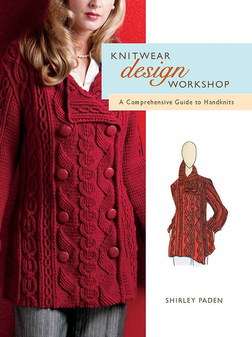 Knitwear Design Workshop - By Shirley Paden