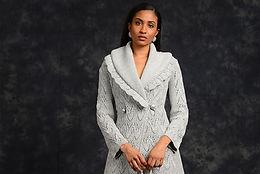 Coleus Coat Yarn Kit ($13/ball)