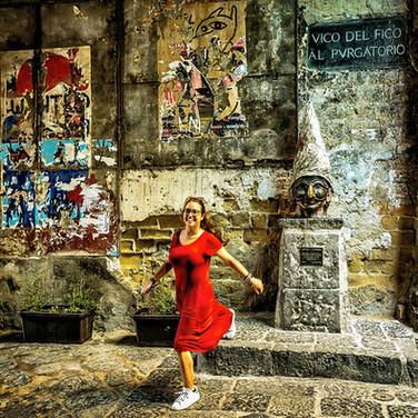 Naples, Pulcinella