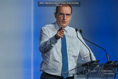 2021 French regional elections - LREM - J.Castex