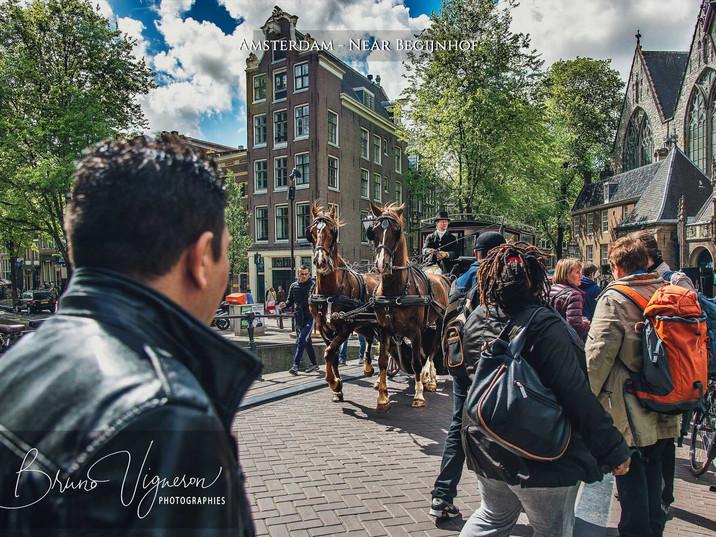 Amsterdam - Near Begijnhof