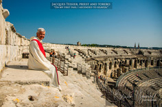 Jacques Tessier, priest & torero