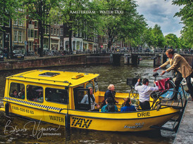 Amsterdam - Water Taxi