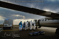 COVID-19 - Medical evacuations