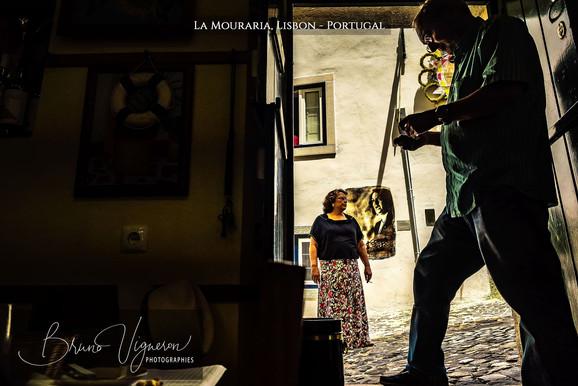 La Mouraria, Lisbon