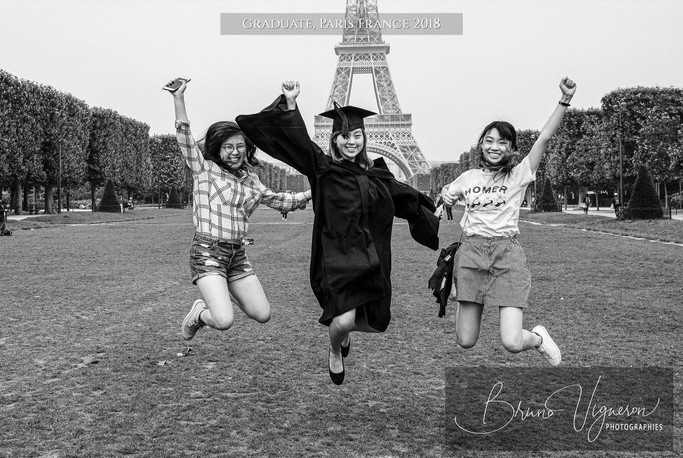 Graduate, Paris