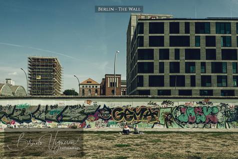Berlin. The Wall