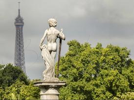Paris, jardin du Luxembourg