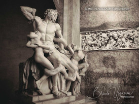 Rome. «Laocoon & his sons»