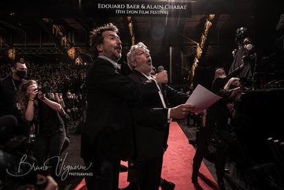Edouard Baer & Alain Chabat