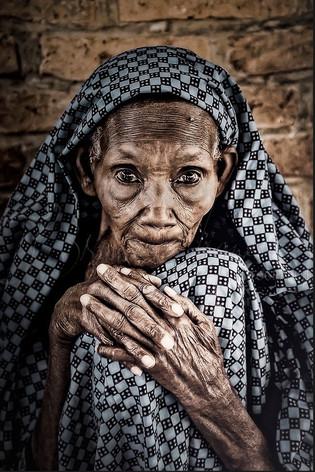 Old Lady, Rwanda
