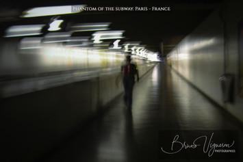 Phantom - Paris Subway